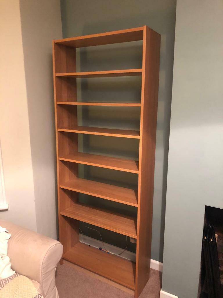 Ikea Billy Bookcase Oak Veneer In Bedminster Bristol Gumtree