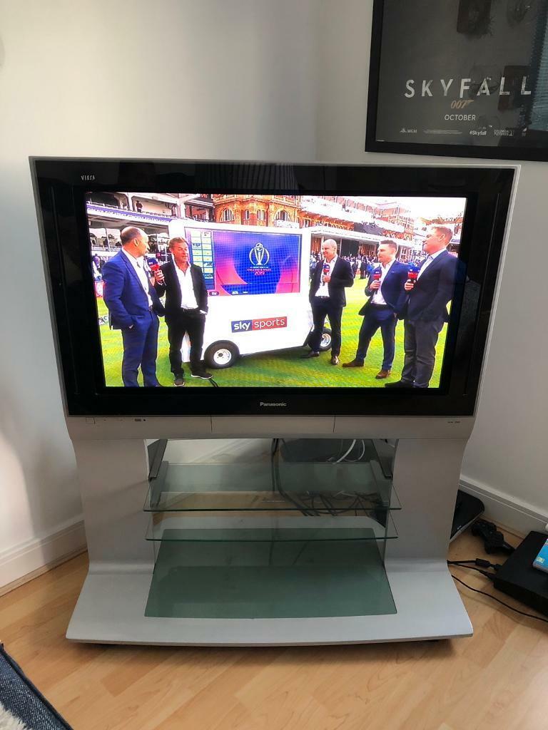 Panasonic Viera Th 37pe30 37 Quot Plasma Television With Stand