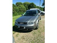 ***FIRST TO SEE WILL BUY*** ***REDUCED*** AUDI A6 ALL ROADER QUATTRO -