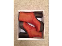 Truffle Collection Tan Boots - Ladies Size 6- Never been worn with box!