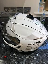 2 X RPHA ST helmets MINT CONDITION MED SIZE