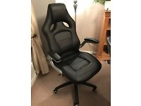 Gaming style office chair