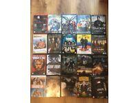 Mixed DVD bundle