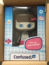 Miss Herbert Robot Toy From Confused BRAND NEW In Unopened Box