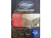 Super King size Mattress NEW (Silent night zone 7)