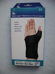 """Wrist & Thumb Support by """"Ryno Lacer"""""""
