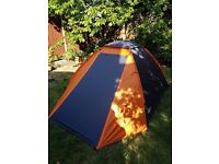 3 man tent plus extra camping gear - open to offers