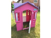 Little Tikes Wendy House. Excellent Condition £35