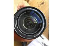 Nikon 18-300mm camera lens