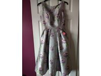 Stunning Chi Chi London dress size 14 NEVER WORN