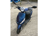 Piaggio ZIP 50 2t 50cc *IMMACULATE LIKE NEW 131 MILES*