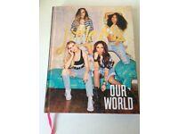 Little Mix 'Our World' book