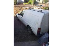 Ford Escort 55 D Van, Spares or repair