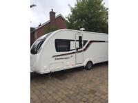 Swift SE 580 Four Berth 2015 with mover