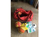 Basketballs for sale