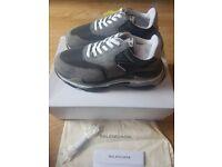 Balenciaga Triple S Grey 8-9.5uk