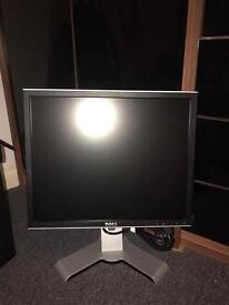 Dell flat panel LCD monitor 15£
