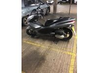 Honda pcx 125cc 2014 scooter motorbike new MOT