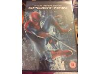 The amazing Spider-Man DVD new&sealed