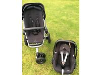 Quinny Buzz extra travel system excellent condition