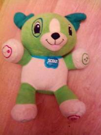 Leap frog scout toy