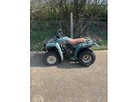 Yamaha timberwolf 250 ( barn find) quad