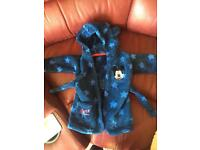 0-6 Month dressing gown