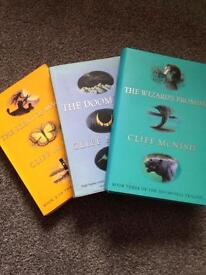 Cliff McNish Trilogy