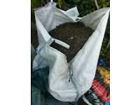 Stone / gravel / soil