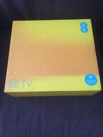 EE TV BOX - N8500 HD 1TB - PVR - QUAD RECORD FREEVIEW