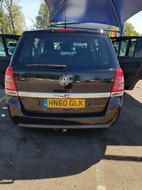 2010 vauxhall zafira 1.9 cdti elite auto