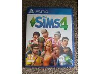 Sims 4 - PS4 Game