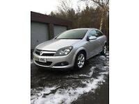 1.4 Vauxhall Astra SXi 2007 (56 plate) silver