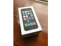 Iphone 5s box and documentation only