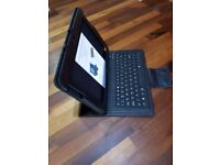 Universal BLUETOOTH KEYBOARD & CASE for TABLET