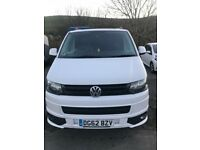 VW Transporter T5 Bluemotion 112bhp Limited Edition