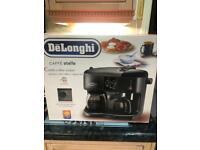Delonghi Combi coffee maker