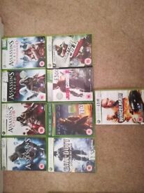 15 years + age appropriate xbox 360 games