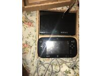 Wii u 32gb( in box)