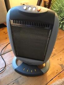 Pifco 1200w Halogen Heater
