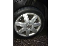 16 inch seat alloys for sale