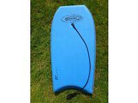 ALDER : Bodyboard & Leash