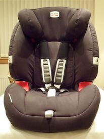 Britax Romer child's car seat