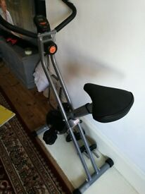 exercise bike - good as new