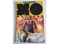 XO MAN OF WAR COMIC BOOK