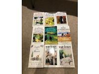 9 novels