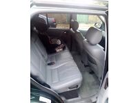 Well maintained 2001 ML270CDi, metallic green, grey leather, all electrics and DVD player.