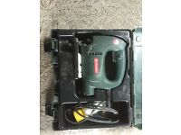 Jig saw metabo 610w in case