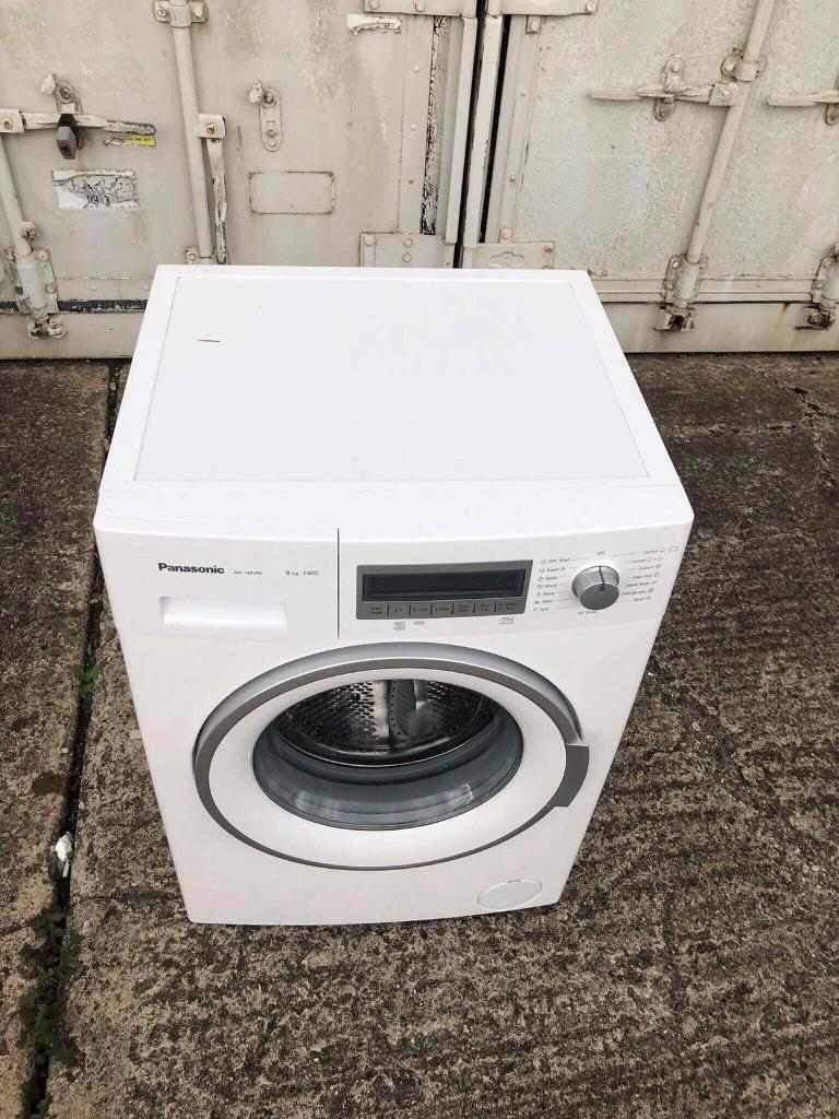 Panasonic washing machine 8kg