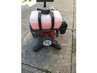 Motor water Pump with Oleo-Mac SA18 engine